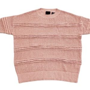 Sweet Claire Sweaters Pink NWOT